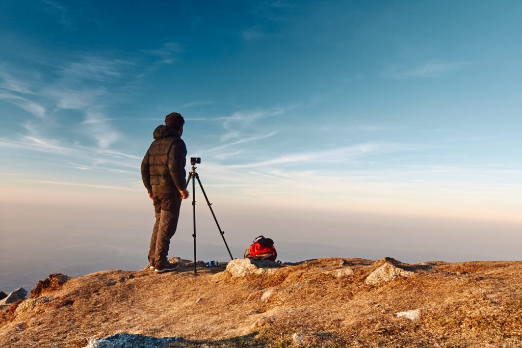 Outdoor photography is more about the photographer than the gear